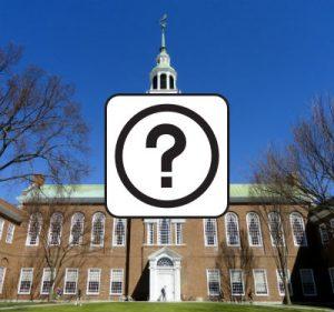 check accreditation on any degree program
