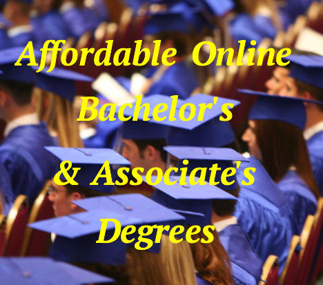 saving on a bachelor's degree online