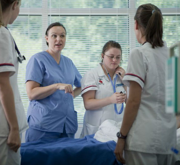 nursing education masters online